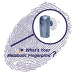 BodyGem RMR Metabolic Fingerprint