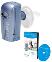 BodyGem Metabolic Testing Device Determines Metabolic Rate