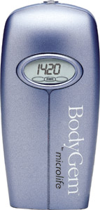 Microlife BodyGem BMR Basal Metabolic Rate Test Device